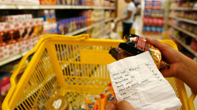 Grocery-Shopping-List-Supermarket